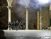 Kasihan, Tragedi Berdarah Usai Buka Puasa, Polisi Israel Bentrok Warga di Al-Aqsa