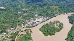 Beberapa Desa Dilanda Banjir, Warga Pilih Mengungsi