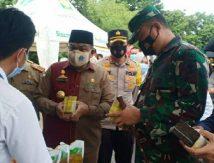 Pasar Murah Ramadan Ala Pemkab Bone, Bupati Fahsar: Bukan untuk Pedagang