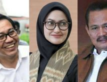 Sengit Perebutan Kursi Ketua Golkar Luwu Utara, Kompak Bersaing Buru Diskresi DPP