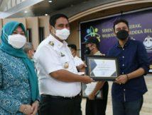 Reaksi Koordinator Rumah Dongeng Maros Diganjar Penghargaan Pemerhati Pendidikan