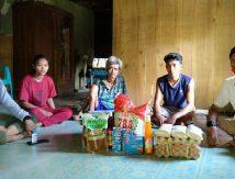 Terpincut Perjuangan Gadis 19 Tahun di Bone, Plt Gubernur Sulsel Kirim Paket Cinta