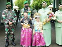 Buka Pintu Rezeki, Pangdam Hasanuddin Ingatkan Prajurit Hal Ini