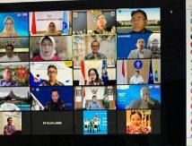 Bareng Menteri Nadiem, Rektor Unhas Prof Dwia Bincang Khusus, Ini yang Dibahas