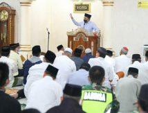 Bukan di Masjid, Wali Kota Danny Imbau Warga Salat Ied di Jalanan