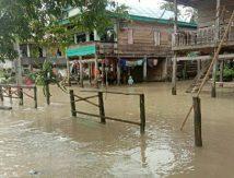 Tiga Desa di Bone Terendam Banjir Setinggi Lutut
