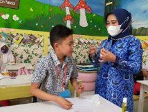 Sekolah di Bone Mulai Tatap Muka, Kadis Syamsiar: Masih Uji Coba