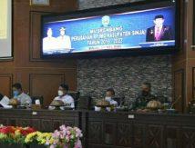 Misi Khusus Pemkab Sinjai Gelar Musrenbang Perubahan RPJMD 2018-2023