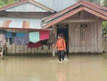 322 Rumah Terendam Banjir di Luwu Utara, Begini Seruan Plt Gubernur Sulsel
