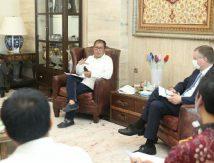 Makassar Daerah Prioritas Pembangunan BRT, Wali Kota Danny Bilang Begini