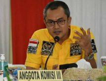 Anggota Komisi III DPR Berang, Ketegasan Kapolres Berantas Narkoba Dipertanyakan