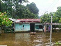 Banjir Masih Menggenangi Tiga Desa, Ini Daftar Dampaknya