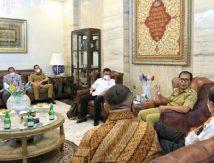 Momentum Silaturahmi GMTD, Wali Kota Danny Bahas Jejak Sejarah Makassar
