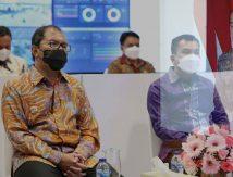 Dibuka Presiden Jokowi, Wali Kota Danny Ikut Hadiri Gelaran Ini