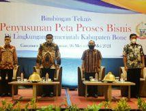 Pemkab Bone Bimtek Penyusunan Peta Proses Bisnis di Makassar, Ini Pentingnya