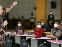 Cie, Program Wali Kota Danny Pikat Hati Gubernur Kaltara