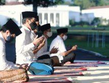 Warga Boleh Gelar Salat Ied di Masjid dan Lapangan, Ini Syaratnya