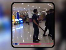 Diduga Bawa Parang, Pria di Makassar Mengamuk di Mall Panakkukang