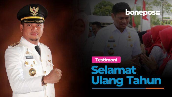 VIDEO: Harapan Bupati Gowa di Ulang Tahun Bonepos.com ke-9
