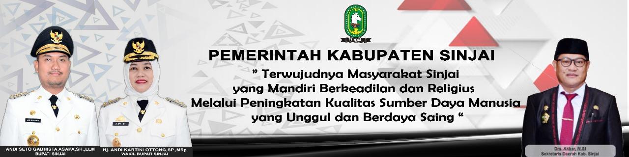 Banner Pemkab Sinjai