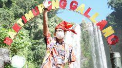 FOTO Gaya Sandiaga Uno Saat Kunker di Kabupaten Gowa Sulsel 1