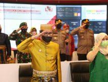 Upacara Harlah Pancasila, Wali Kota Danny Nuansa Kuning, Begini Bunyi Pesannya