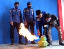 Jangan Panik Tabung Gas Bocor! Begini Cara Menangani Ala Damkar Gowa