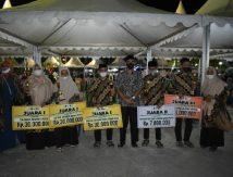 Buah Manis Kafilah Bone di STQH XXXII Sidrap, Berikut Daftar Juaranya