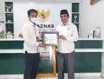 Baznas Bareng BPJS Ketenagakerjaan Perhatikan Nasib Imam Masjid