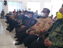 Bupati Bone Saksikan Sertijab Kepala Perwakilan BPK Provinsi Sulsel