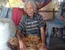 Kisah Kakek Baba di Bulukumba, Puluhan Tahun Tinggal Sebatang Kara di Gubuk Reyot