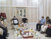 Bincang Khusus Bupati Fahsar Bersama Kepala Balai Pelestarian Cagar Budaya