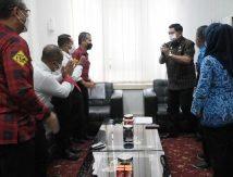 Semangat Sekda Hayat Gelorakan Bersepeda, Start di Makassar, Finish di Toraja Utara