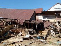 Banjir Bandang Terjang Wajo, 123 Jiwa Terdampak