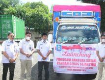 Bupati Soppeng Launching Program Bantuan Sosial Pangan Beras Sejahtera, Ini Targetnya