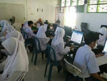 27 Siswa SMA 8 Bone Panaskan Persaingan KSN-K 2021