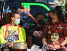 South Celebes ORX 7th, Plt Gubernur Punya Titipan Khusus, Begini Isinya