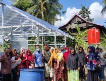 Kadis Asman Kawal Langsung Program di Lapangan