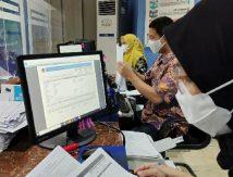 Hore, KPPN Watampone Salurkan Gaji ke-13 untuk ASN Se-Bosowa