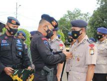 23 Pejabat Brimob Bone Dimutasi, Komandan Brimob Titip Pesan, Begini Isinya