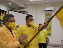 Menantu NA Jabat Ketua DPD II Golkar Bantaeng