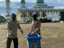 Sasar Rumah Ibadah, Cara Brimob Bone Rayakan HUT Bhayangkara ke 75