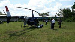 Terungkap, Ini Penyebab Helikopter BNPB Mendarat Darurat