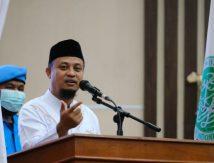 Perhatikan Guru Mengaji, DPP BKPRMI Laporkan Plt Gubernur Sulsel ke Presiden