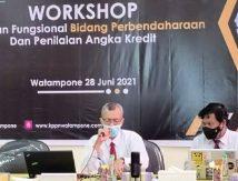 Workshop Jabfung Bidang Perbendaharaan Ala KPPN, Ini Targetnya