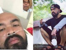Positif Covid, Peppy Terbaring Lemah di Rumah Sakit