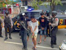 Minta Sumbangan Pasang Foto Polwan, Preman di Makassar Diringkus