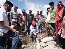 DMI Bangun Masjid di Batukaropa, Target Ramadan Tahun Depan Bisa Dipakai