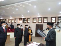 61 Pejabat Pemkot Makassar Dilantik, Berikut Nama-namanya