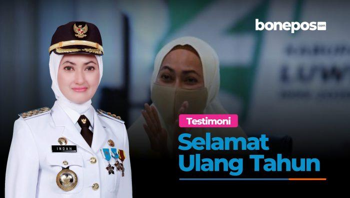 HUT ke-9 Bonepos, Bupati Indah: Bonepos Untuk Indonesia
